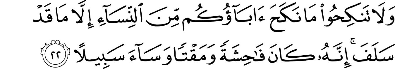 Annisa Ayat 8 - Siti